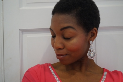 natural hair my big chop twa